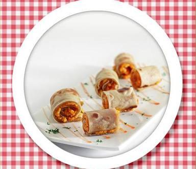 Recipe of Masala Scrambled Eggs Wrap