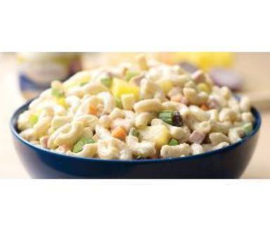 Simple Creamy Macaroni Salad