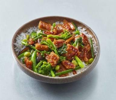 The Vegetarian Butcher NoChicken Teriyaki - Foodservice