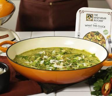Curry Thaï Vert