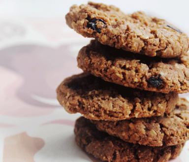 Cookies de Granolas