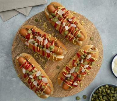 Hollandse hotdog