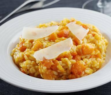 Risoto de Quinoa com Abóbora e Ervas