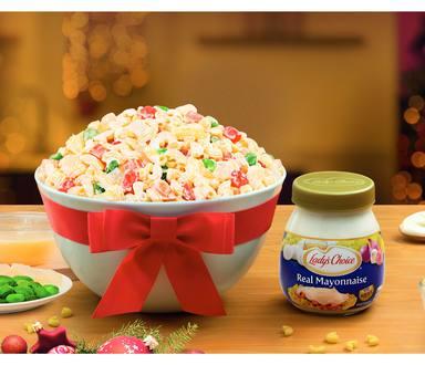 Creamy Sweet Macaroni Salad