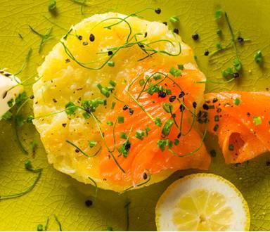Blini de patata
