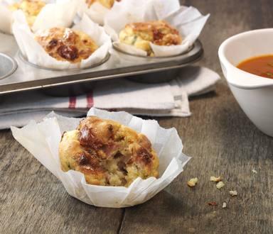 Italiaanse muffins