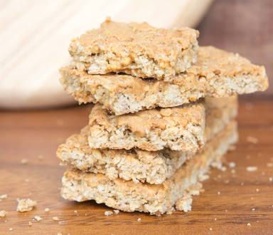 Recipe of Oats & Peanut Butter Bar