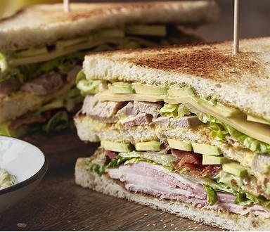 Ultimátní Club sandwich