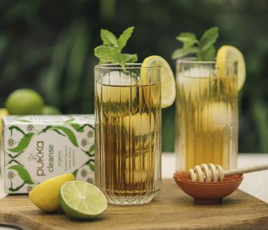 Deliciously Different Drinks from Pukka
