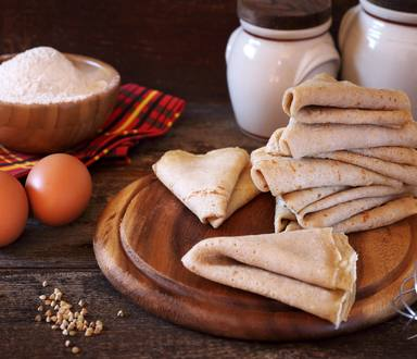 Pâte à Galettes au Sarrasin BIO