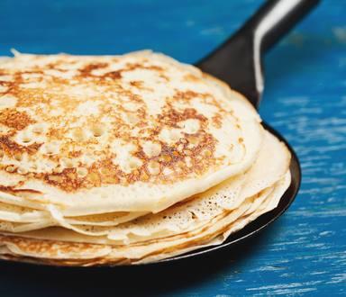 Pâte à Crêpes légère, gourmande et sans grumeaux