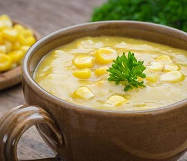 Resep Sup Krim Jagung