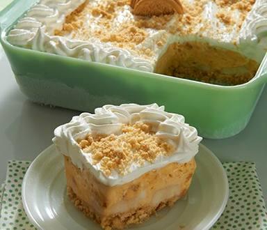 Banana Cream Dessert Recipe