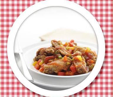 Recipe of Garlic Chicken Wings