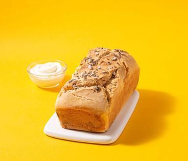 Pan de molde sin TACC con Premezcla Maizena