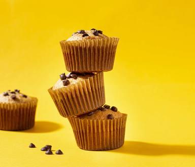 Muffin Sin TACC de Banana