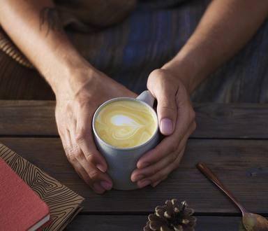 Golden Milk of Bliss
