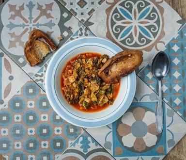 Toskánska kapustová polievka