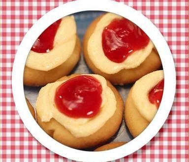 Recipe of Jam Cookies