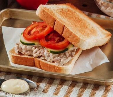 Yummy Tuna Sandwich