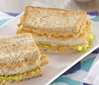 Classic Fish Fillet Sandwich