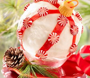 Holiday Ice Cream Ornament