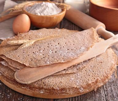 Pâte à Galettes au Sarrasin vegan