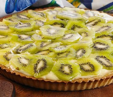 Torta de Kiwi