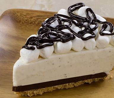 S'mores Ice Cream Pie Recipe