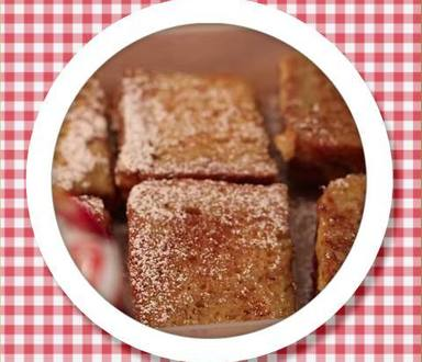 Recipe of Peanut Butter & Jam Squares
