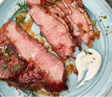 Anglické slavnostné pečené mäso