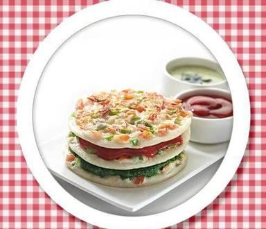 Recipe of Uttapam Sandwich