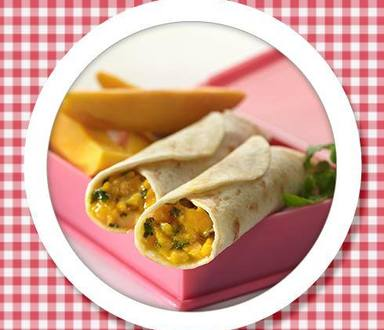 Recipe of Mango & Mint Salsa Rolls