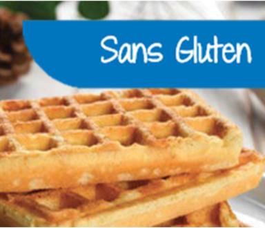 Pâte à Gaufres SANS GLUTEN