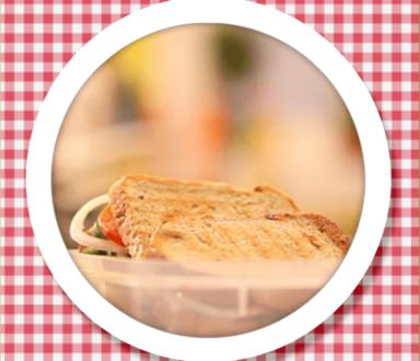 Recipe of Chatpata Potato Sandwich