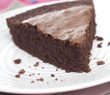 Recette de gâteau moelleux au chocolat avec maïzena