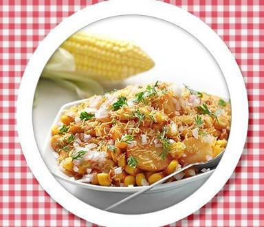 Recipe of Sweet & Spicy Corn Bhel