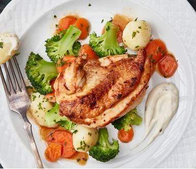 Kuřecí prsíčko Supreme s bylinkami a citronovou kůrou