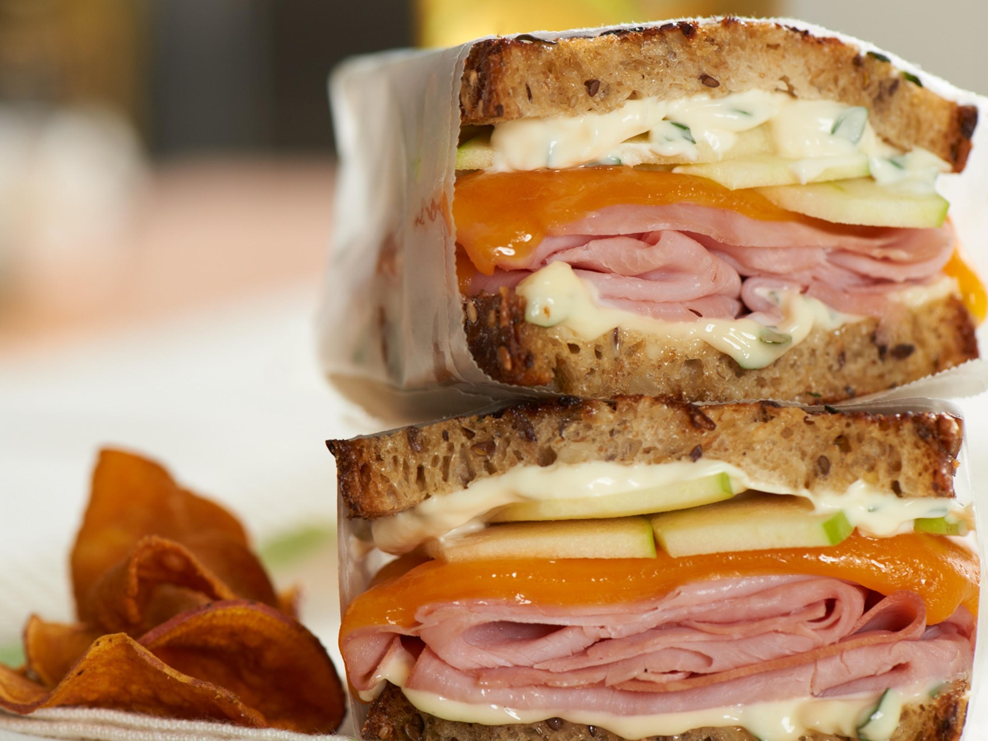 Paleo Tuna Salad, A Lunch Sandwich