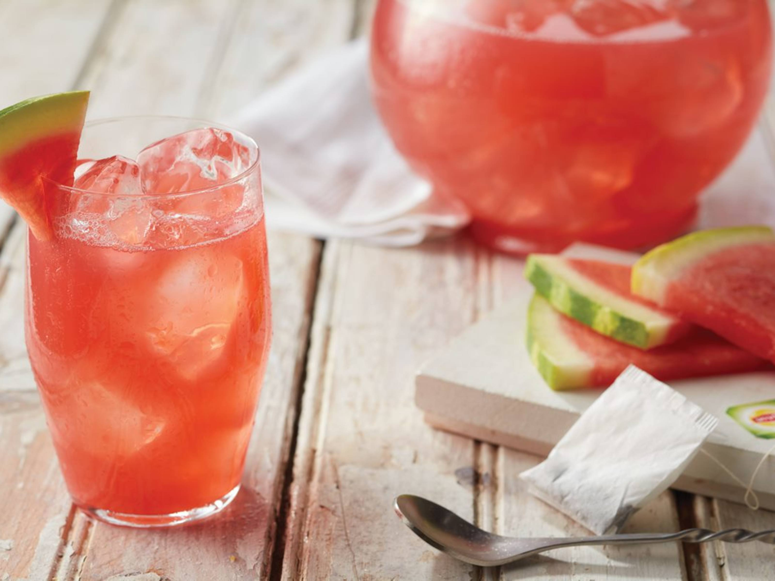 Watermelon Tea Fresca