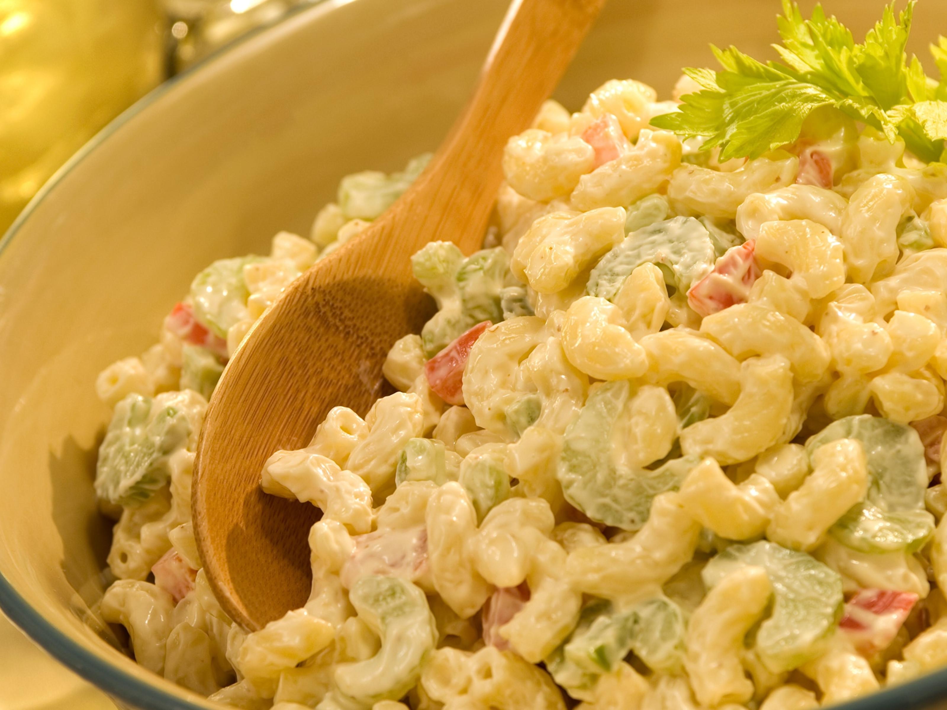 Lobster Macaroni Salad Recipe