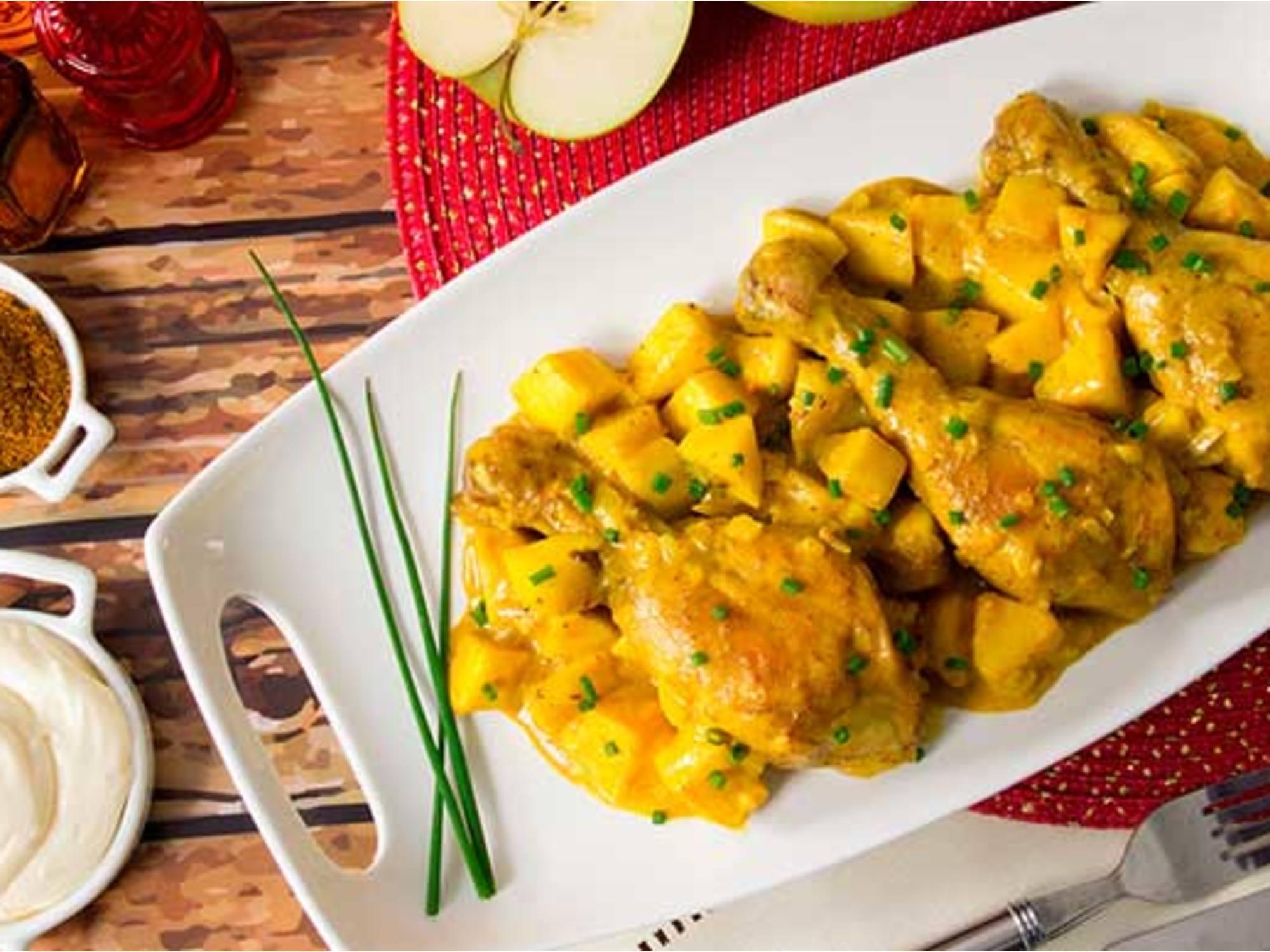 Pollo Inspiración con Mayonesa Fruco