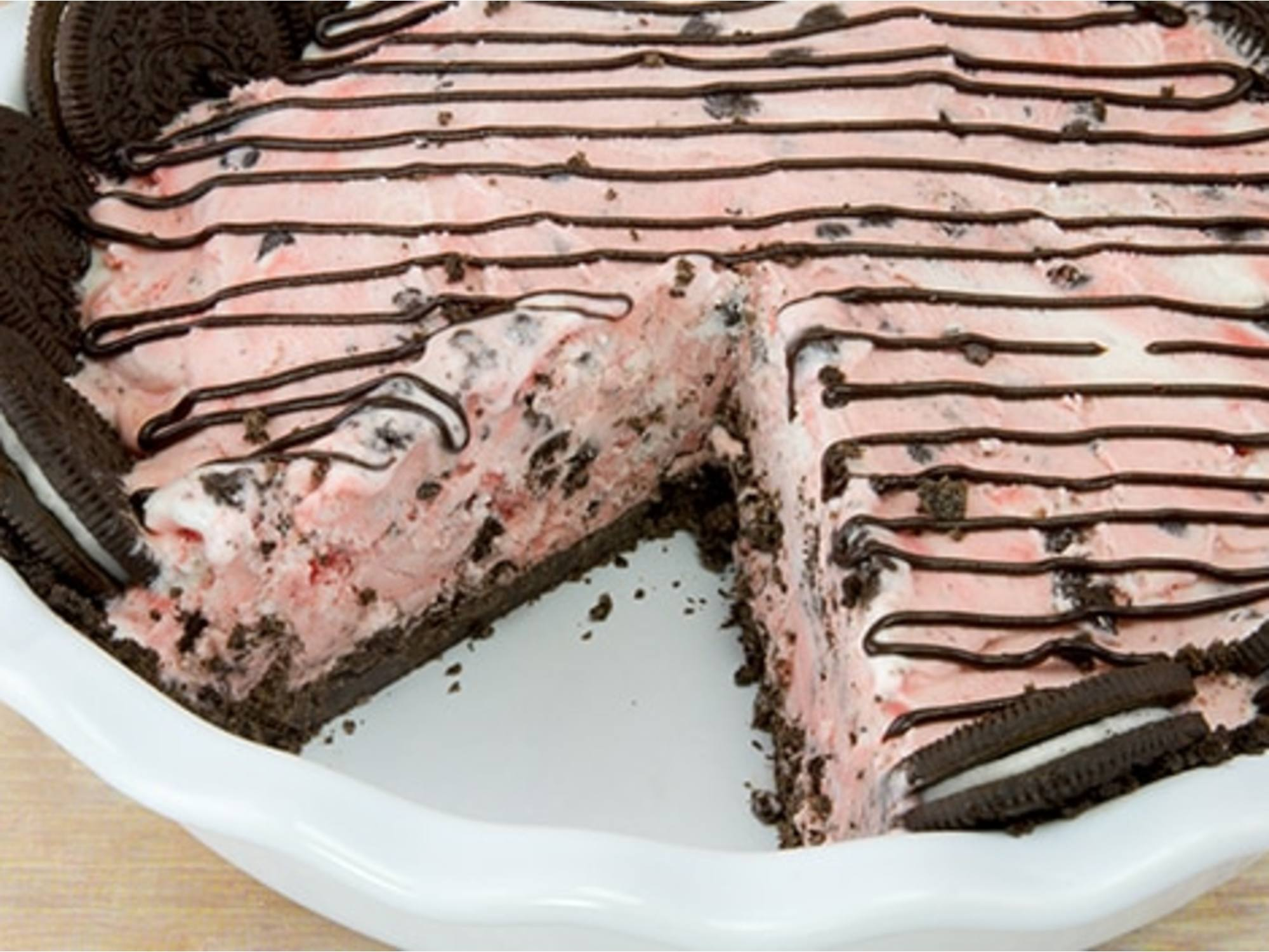 Peppermint Ice Cream Pie Recipe