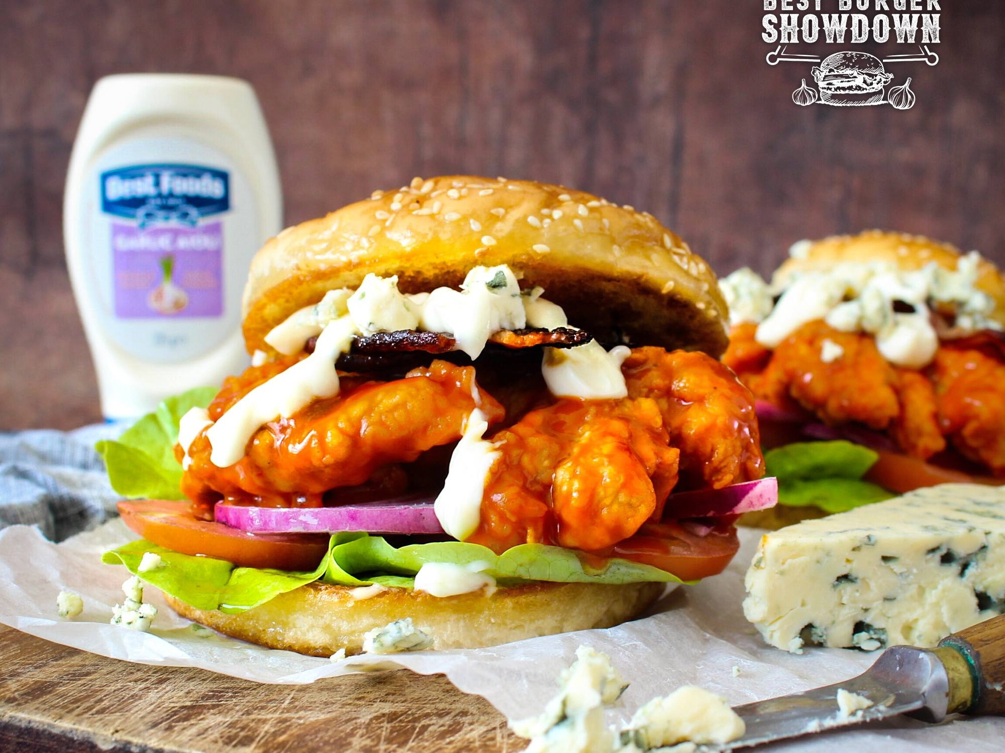 The Buffalo Bird BLT | Hellmann's NZ