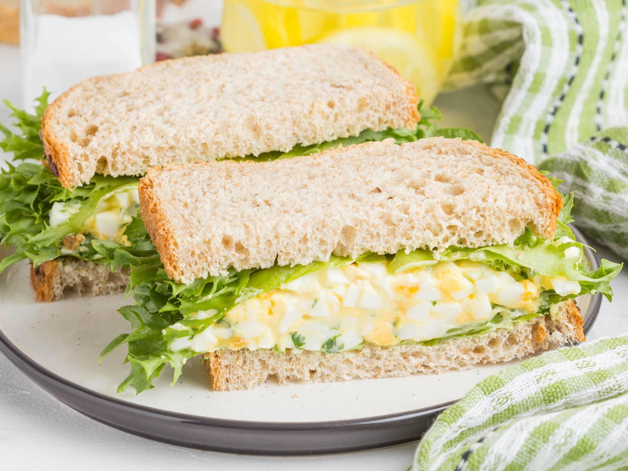 Classic Egg Mayo Sandwich