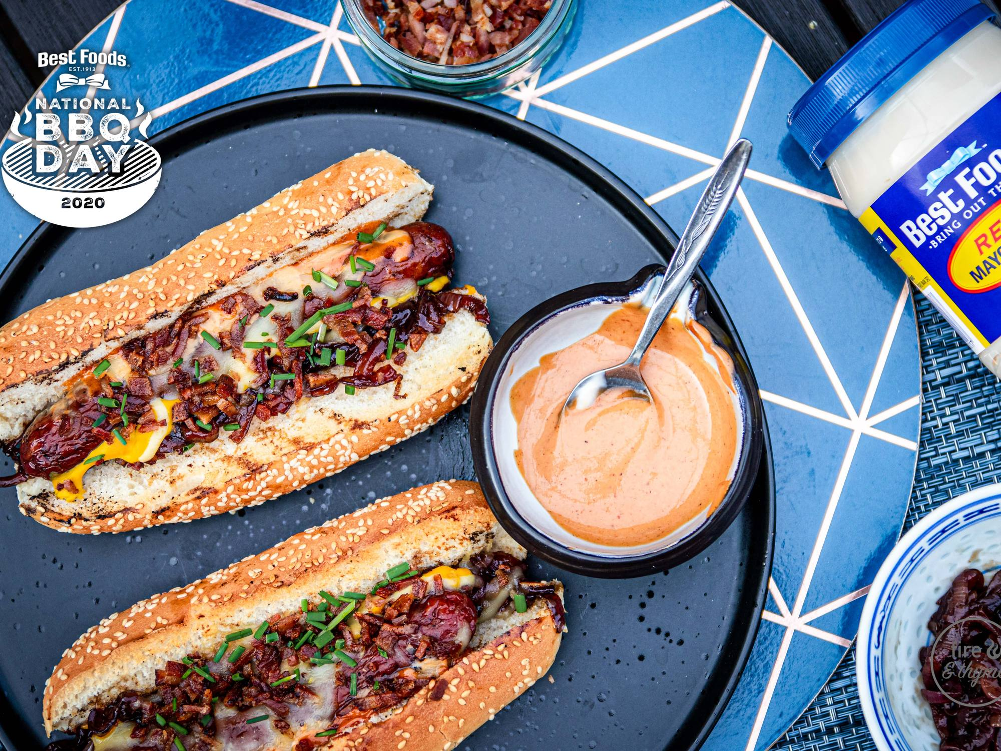 Ultimate BBQ Beef Dogs | Hellmann's NZ