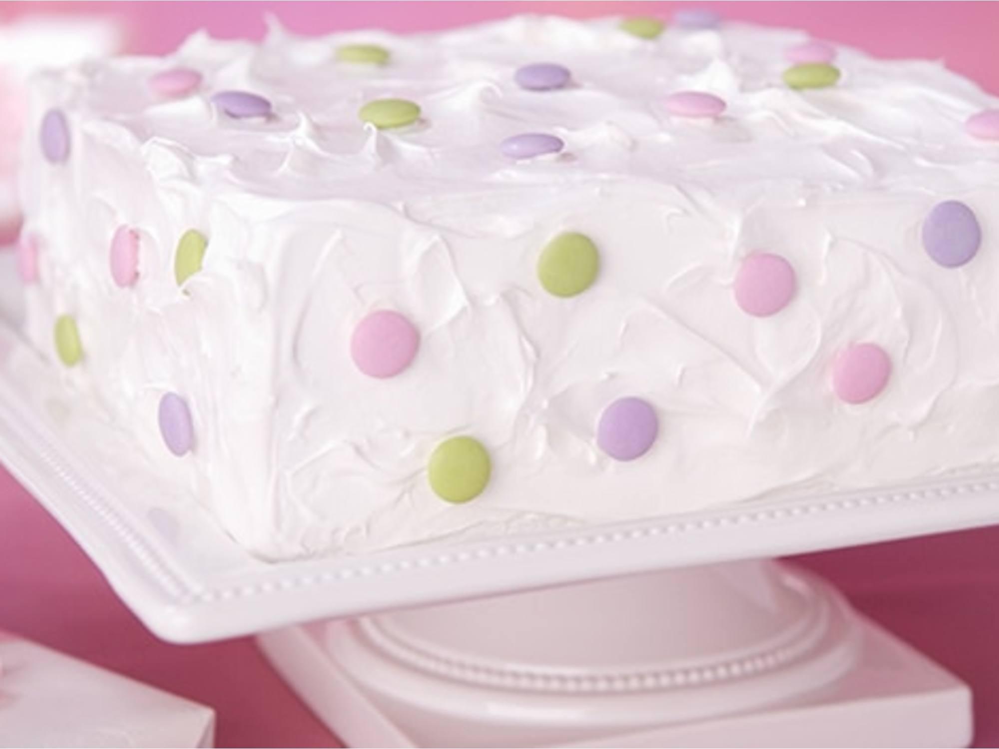 Gâteau d'Anniversaire Breyers