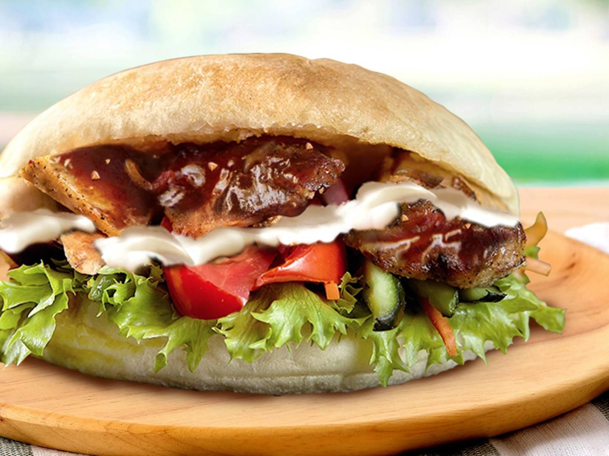 Adobo Sandwich