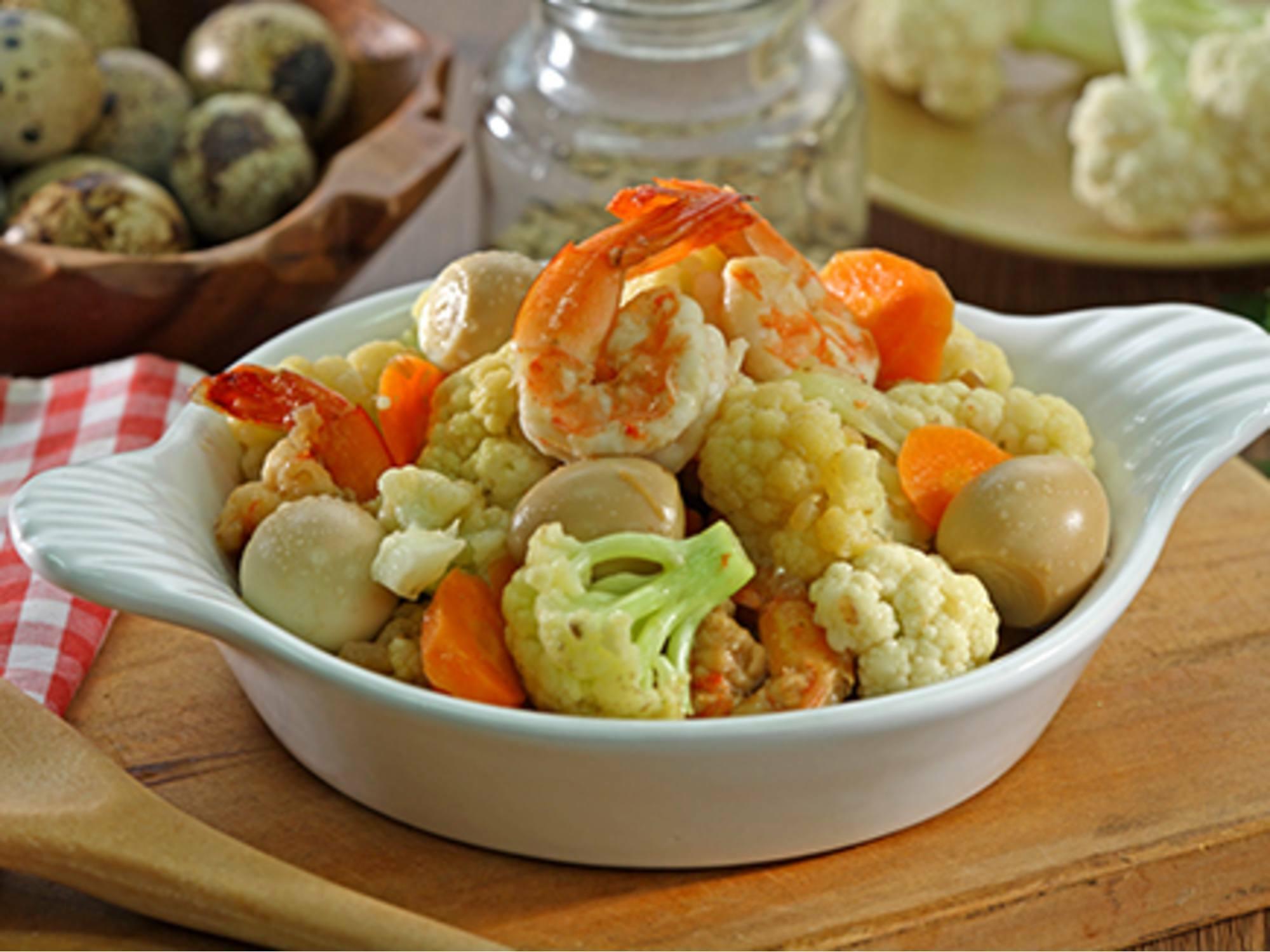 resep sayur kol putih masakan mama mudah Resepi Ayam Goreng Santan Enak dan Mudah