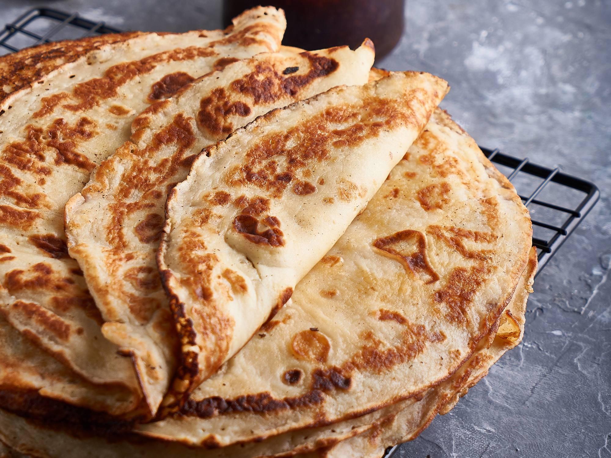 Pâte à Crêpes sans gluten